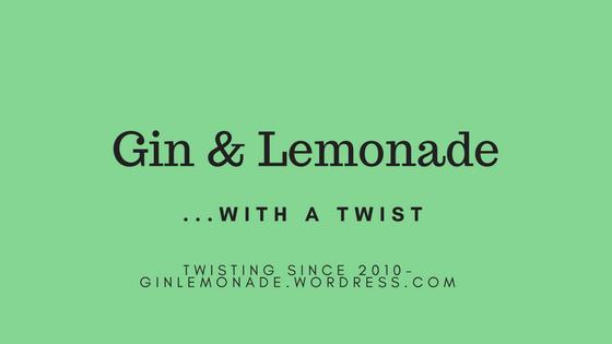 Gin & Lemonade banner