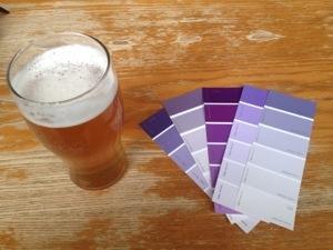 Purple Polka, anyone?
