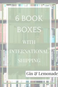 Six book subscription services that offer international shipping